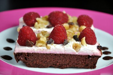 Шоколадно-свекольный торт (без глютена)