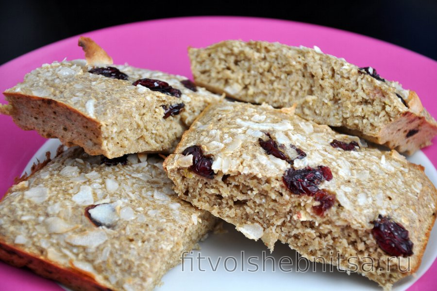 Овсяно-протеиновый хлеб