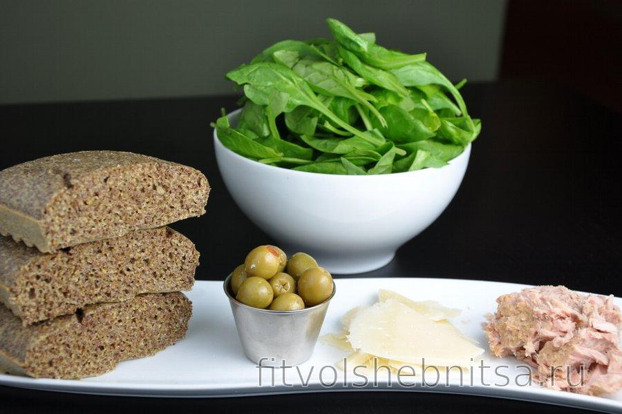 Льняной хлеб (без пшеничной муки)