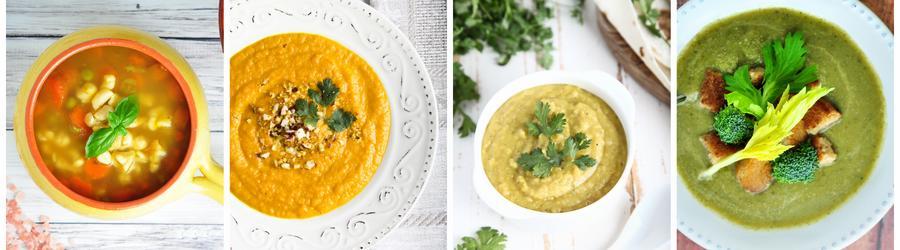 Рецепты низкокалорийного супа для уменьшения веса