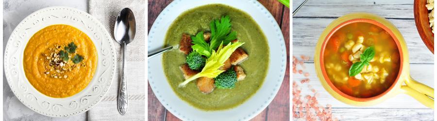Рецепты супов с низким содержанием углеводов