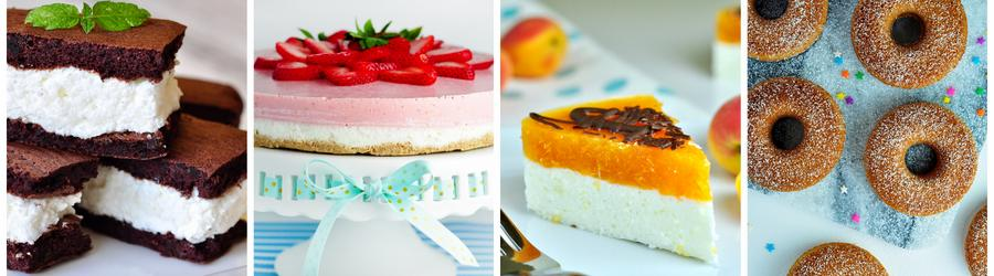 Рецепты диетических десертов для похудения
