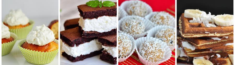 Рецепты десертов с низким содержанием углеводов