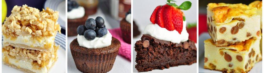 Полезные рецепты десертов без орехов