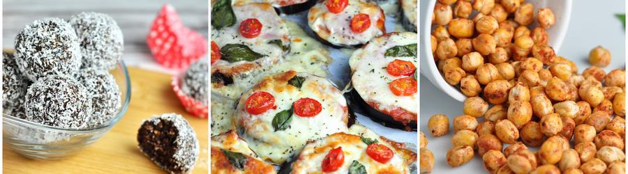 Полезные рецепты закусок без глютена