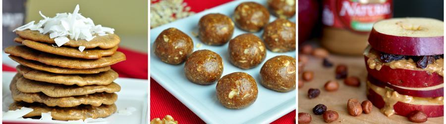 Полезные рецепты закусок из арахисового масла