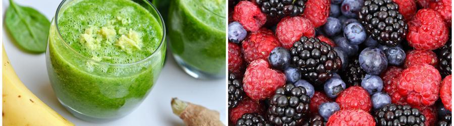 Рецепты смузи и напитков с низким содержанием углеводов