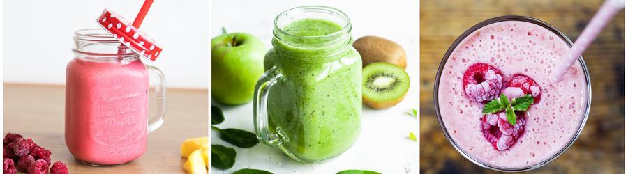 Рецепты смузи и напитков с низким содержанием жиров