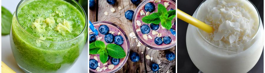 Рецепты безмолочных смузи и напитков