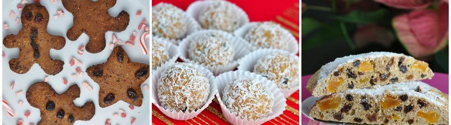 Полезные рецепты без сахара на Рождество и праздники