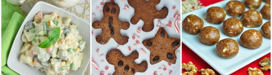 Рождественские диетические рецепты с высоким содержанием белка
