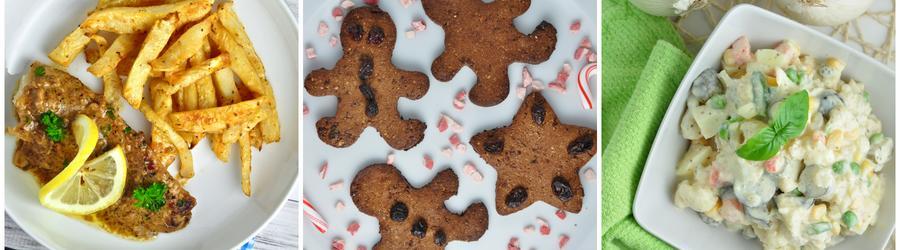 Рецепты с низким содержанием углеводов на Рождество и праздники