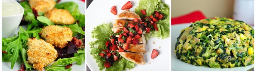 Рецепты блюд из курицы с высоким содержанием белка