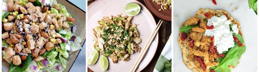 Низкоуглеводные рецепты блюд из курицы