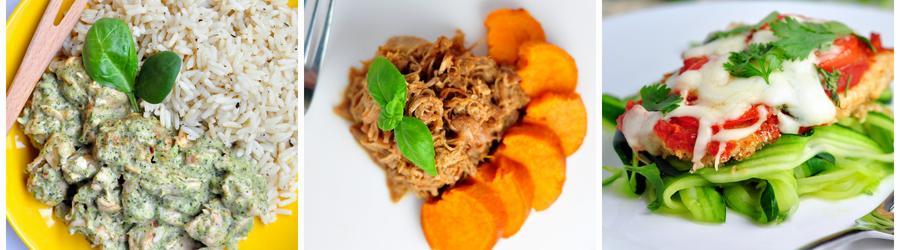 Безглютеновые рецепты блюд из курицы