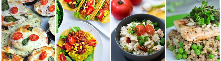 Легкие и полезные рецепты для полдника и обеда