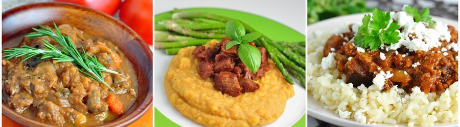Безглютеновые рецепты из говядины