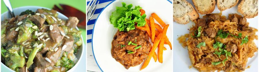 Низкокалорийные рецепты из говядины для похудения