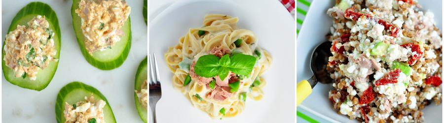 Рецепты из тунца с низким содержанием жира
