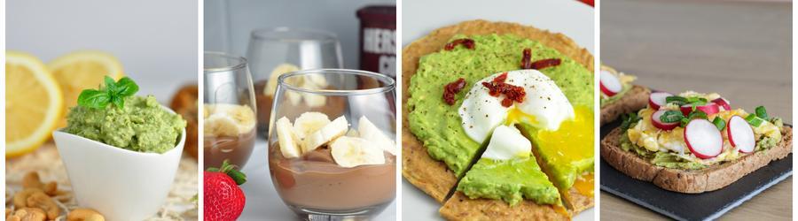 Низкокалорийные рецепты с авокадо для похудения