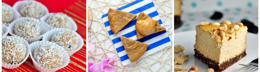 Рецепты из арахисового масла с высоким содержанием белка