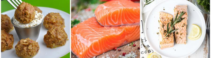 Рецепты блюд из лосося с низким содержанием углеводов