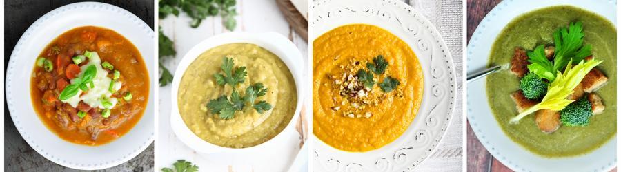 Полезные рецепты супов с фото