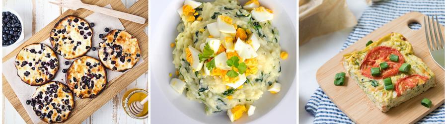 Блюда из яиц с высоким содержанием белка
