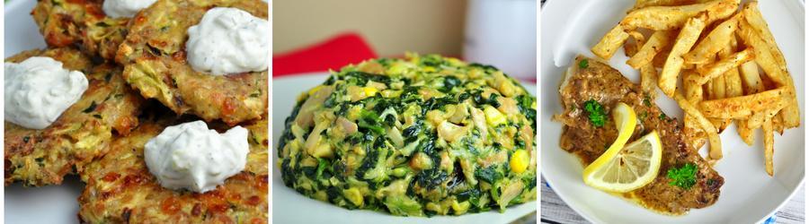 Низкоуглеводные рецепты из овощей
