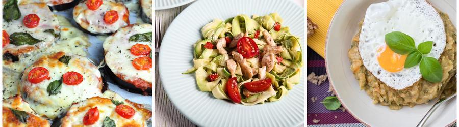 Низкокалорийные овощные рецепты для похудения