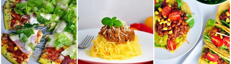 Рецепты вегетарианских блюд без глютена