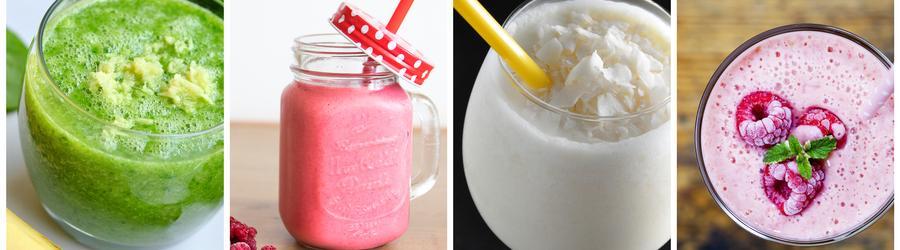 Полезные рецепты смузи и напитков