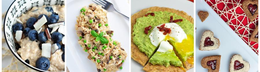 Полезные рецепты блюд с высоким содержанием клетчатки