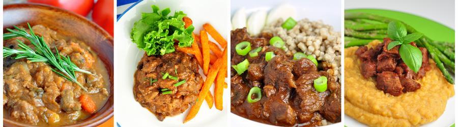 Простые и полезные рецепты из говядины