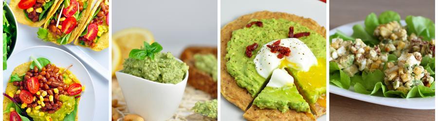 Полезные рецепты блюд с авокадо с фото