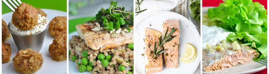 Простые и полезные рецепты блюд из лосося