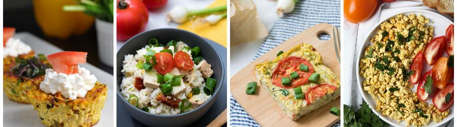 Полезные рецепты блюд из тофу