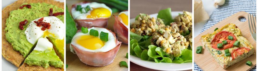 Простые и полезные рецепты блюд из яиц