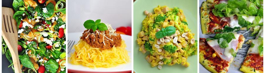 Простые и полезные рецепты овощных блюд