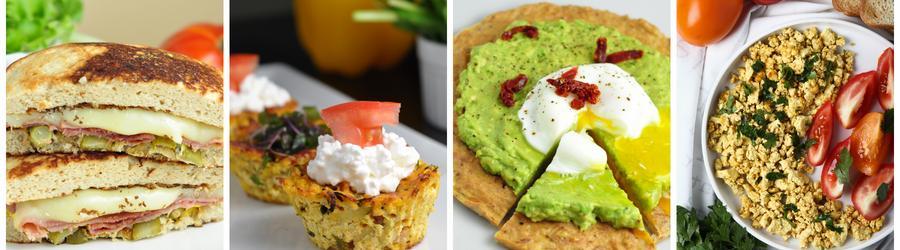 Рецепты низкоуглеводных завтраков