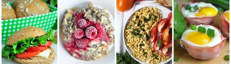 Полезные рецепты безмолочных завтраков