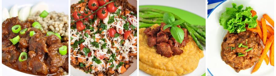 Полезные рецепты говядины для обеда и ланча