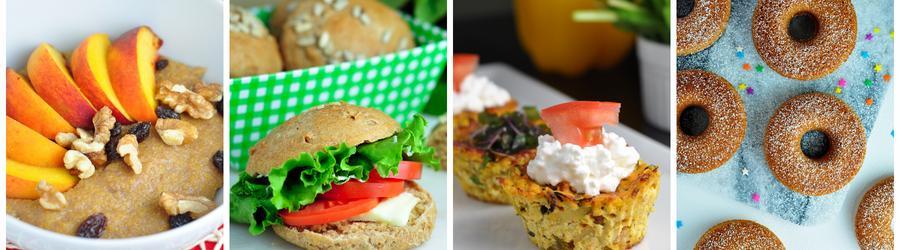 Полезные рецепты завтраков без яиц