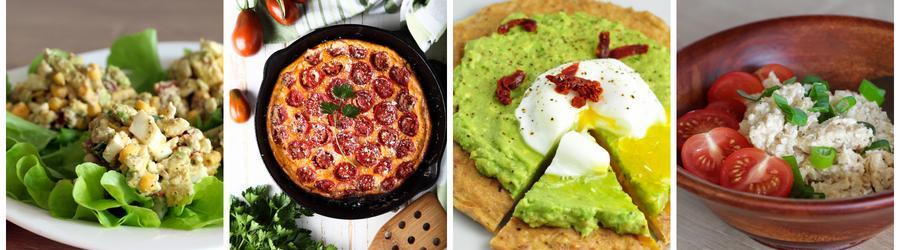 Полезные рецепты завтраков из яиц
