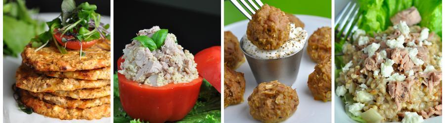 Полезные рецепты ланча и обеда из тунца