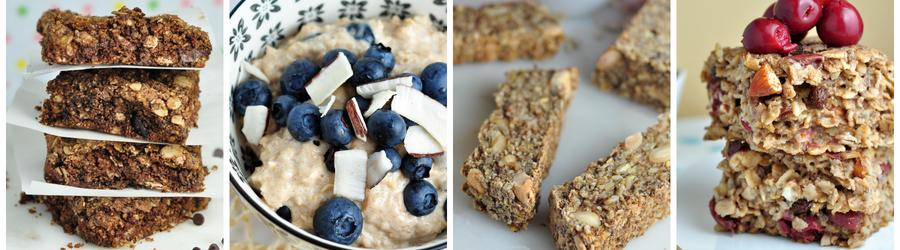 Полезные рецепты завтраков из овса