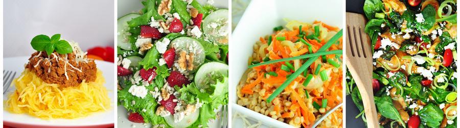Рецепты овощных блюд на обед и ланч
