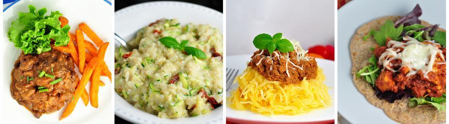 Рецепты ланча и обеда без яиц