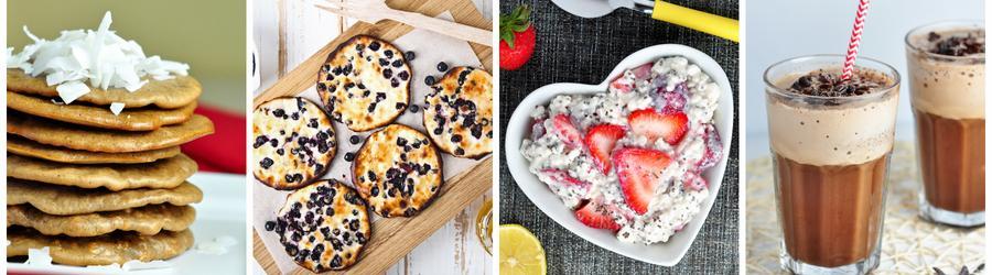 Диетические рецепты завтраков из сухого белка