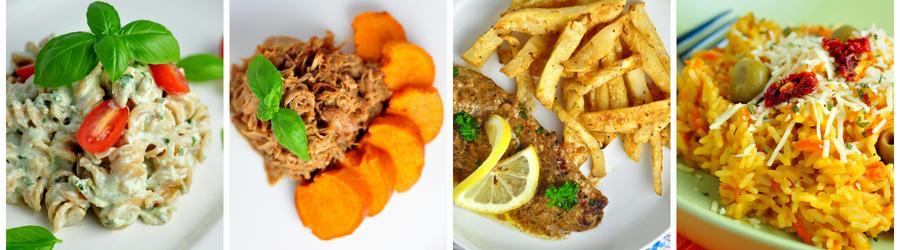 диетические рецепты блюд на ланч или обед с фото